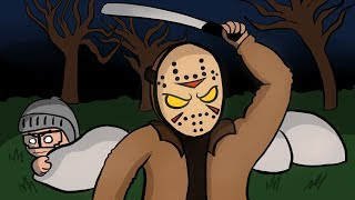 PARTIDA PERFEITA - Friday the 13th the Game