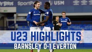 U23 HIGHLIGHTS: BARNSLEY 0-1 EVERTON