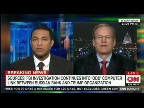 FBI investigates odd computer link between Russian Bank and Trump Organization
