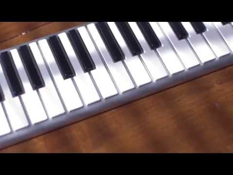 CME Xkey Air Bluetooth Music Keyboard on Indiegogo