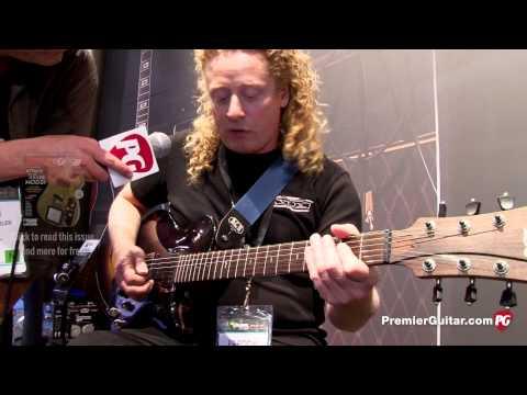 NAMM '14 - Vox Night Train 50 Demo