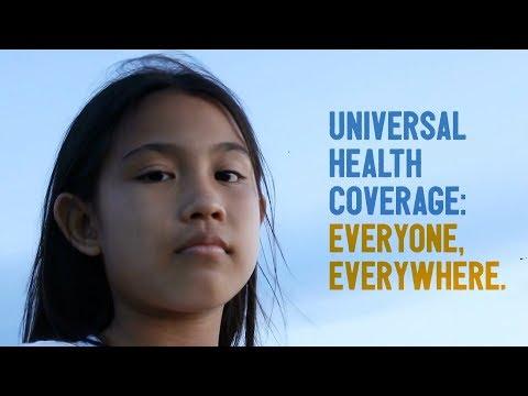 День всеобщего охвата услугами здравоохранения: Послание Генерального директора ВОЗ