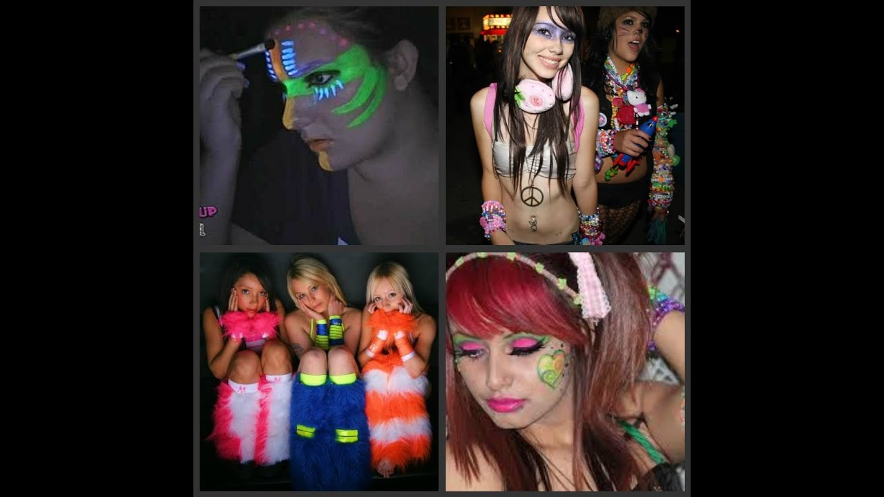 what to wear for rave party