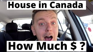 My New Old House or Cost of Renovations in Canada.