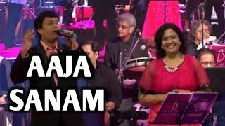 AAJA SANAM MADHUR CHANDNI | RANA CHATTERJEE & SHAILAJA S | SIDDHARTH ENTERTAINERS | BALAJI CREATORS