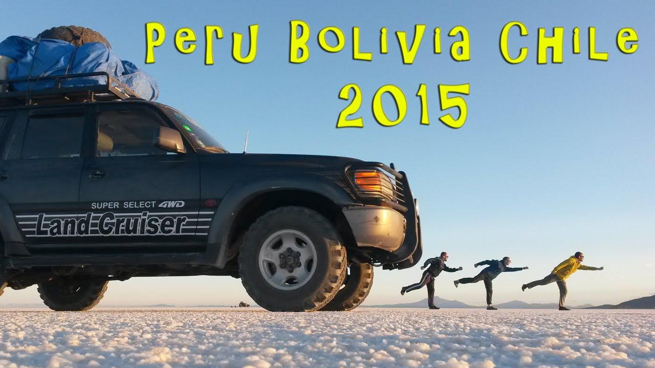 Перу Боливия Чили 2015