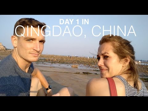 Day 1 in QINGDAO, CHINA // VLOG 27