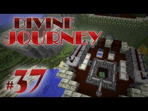 Divine Journey #37 Мана-Алмазики || Minecraft 1.7.10