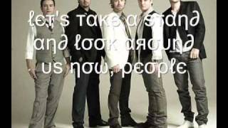 Boyzone - A different Beat (With Lyrics)