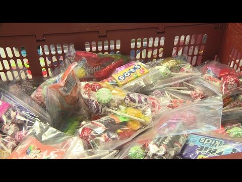 Letcher County church collects more than 3,000 gifts for children