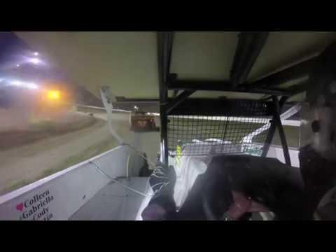 Doug Manmiller Heat Race Grandview Speedway 4-29-2017