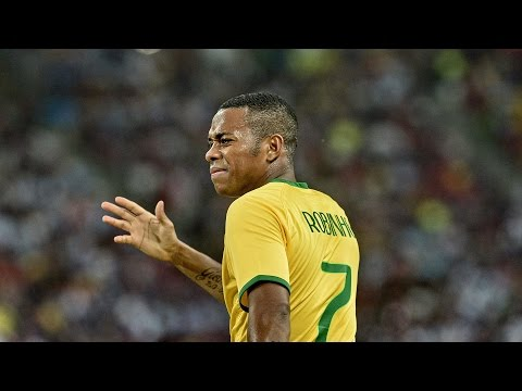 "Robinho - ""The Hope"" - Brazil 2004 to 2015 - HD"