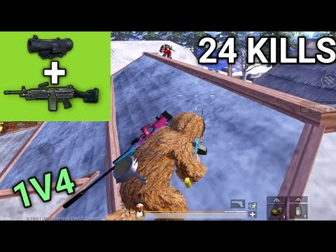 I Used M249 With 6X And This Happened In PUBG Mobile from YouTube · Duration:  10 minutes 57 seconds