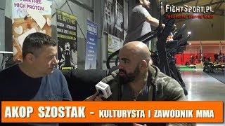 Akop Szostak o KSW, hejterach i odrzuconej propozycji Babilon MMA