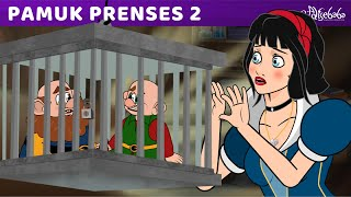Adisebaba Çizgi Film Masallar - Pamuk Prenses - Bölüm 2 - Kara Ayna