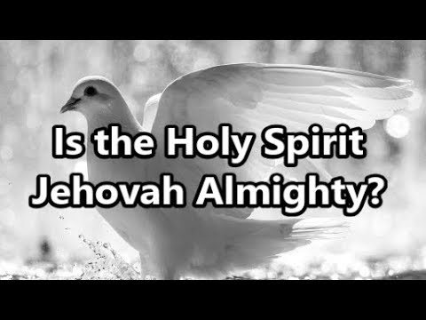 5 Reasons The Holy Spirit Is God