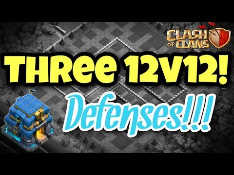 How to defend 12v12 in CWL invite league