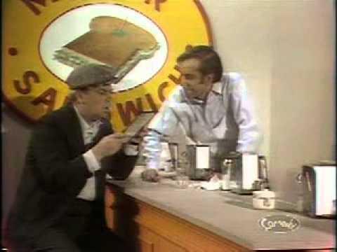 Wayne And Shuster International  Wonderful world of food 19851123 part 1