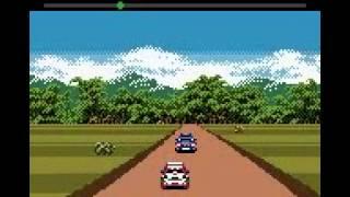 Top Gear Pocket (GBC) - Race 3: Jungle