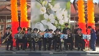 Образцовый коллектив Центра духовой музыки ДЮЦ «Рифей»-Вальс расставания
