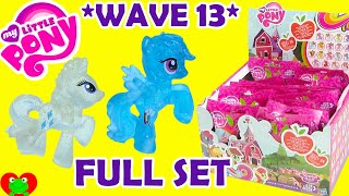 My Little Pony WAVE 13 Blind Bags Full Set