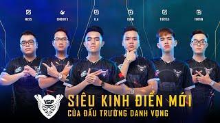 HTVC IGP GAMING: SIÊU KINH ĐIỂN MỚI CỦA ĐTDV | Phỏng vấn IGP - Viettel 5G ĐTDV mùa Xuân 2020