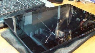 Скачать Замена модуля дисплея с тачскрином Планшет ASUS MeMO Pad FHD 10 ME302KL K005
