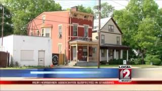Iron Horsemen associates suspected in stabbing