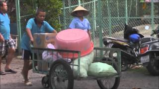 Tặng 1100 Phần Ăn Cho Bệnh Nhân Tâm Thần Thủ Đức Sài Gòn Ngày 4/10/2015
