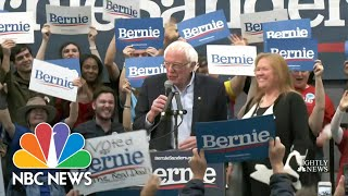 Democratic Candidates Flock To Nevada Ahead Of Caucuses | NBC Nightly News