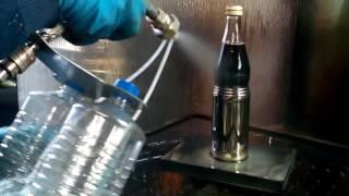 видео Газовая металлизация