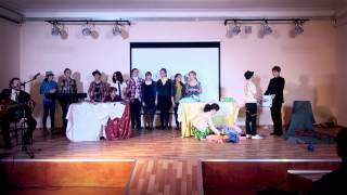 2013 День Школяра 6 класс