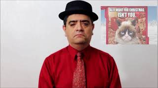 Grumpy Cat's Worst Christmas Ever (2014) review