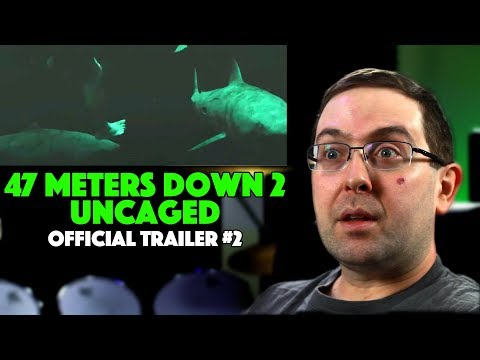 Play REACTION! 47 Meters Down 2: Uncaged Trailer #2 - Nia Long Movie 2019
