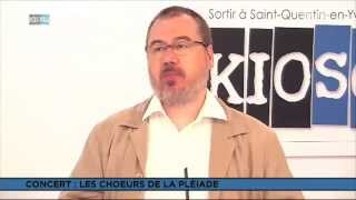 KioSQ – Emission du mercredi 23 avril 2014