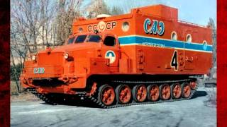 видео Амфибии-самоделки: сделано в СССР