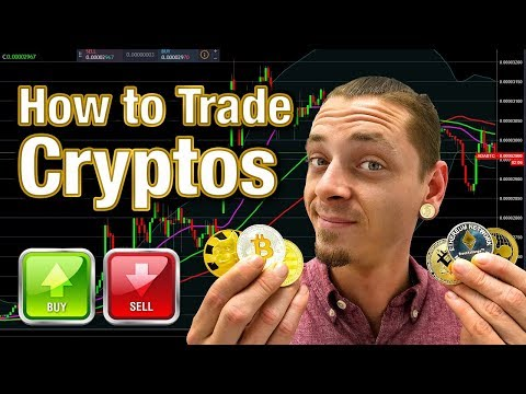 How To Trade Bitcoin & Other Cryptocurrencies – A Step-by-Step Strategy