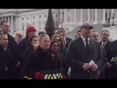 Veterans Stand on Capitol Hill For Iraqi Allies