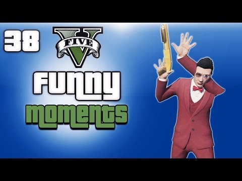 GTA 5 Online Funny Moments Ep. 38 (Action...