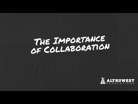 Improving your music production through collaboration