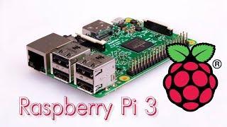 Raspberry Pi 3 - знайомство і налагодження.