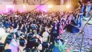 Farhan saeed live singing - woh lamhe
