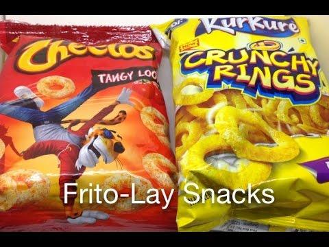 frito lay snacks youtube
