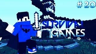 Facebook Stranica!?! | Game 20 - Minecraft Survival Games
