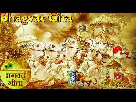 Bhagvat Gita | Mythological Animated Hindi Movie | Hindu Devotional