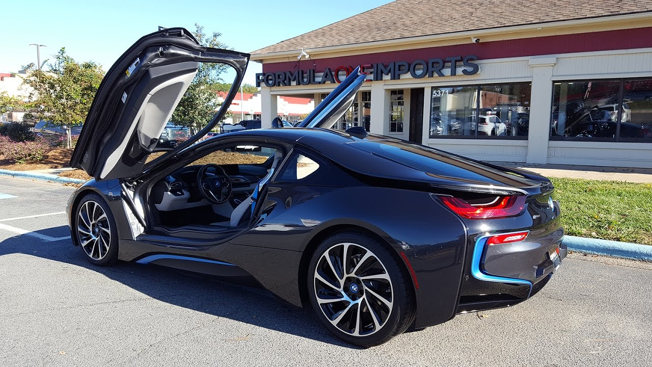 2015 Bmw I8 Pure Impulse For Sale Formula One Imports Charlotte