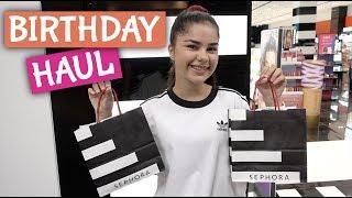 Birthday Shopping Haul 2019 | Grace's Room