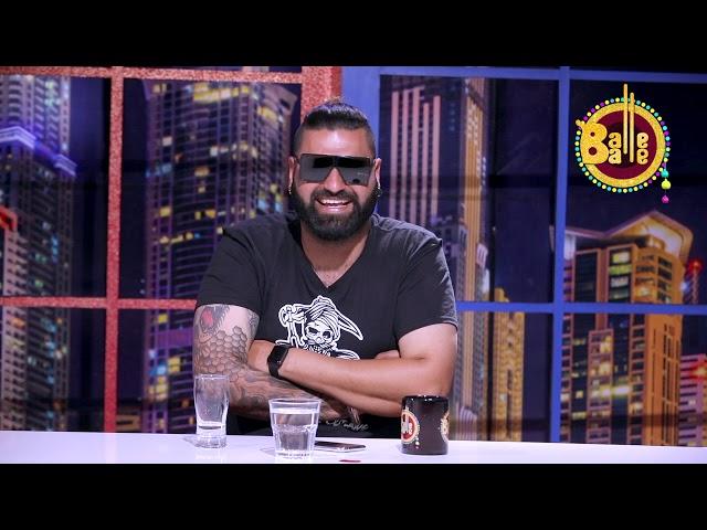 E17 - Khorupanti News with Lakha Ft. Elly Mangat (Full Episode) || Balle Balle TV || Full Interview