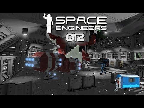 Space Engineers 012 - Bald haben wir Energie in der Station