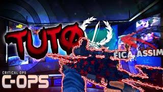 Tutorial - Thumbnail de Critical Ops | Dragon